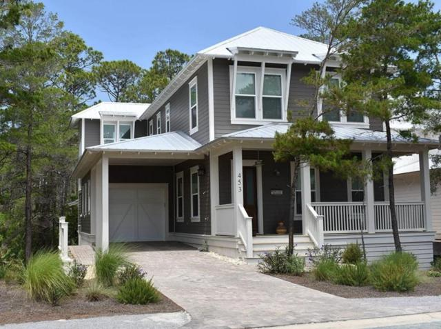 453 Matts Way, Santa Rosa Beach, FL 32459 (MLS #778125) :: RE/MAX By The Sea