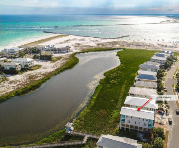 3598 Rosalie Drive, Destin, FL 32541 (MLS #778182) :: Scenic Sotheby's International Realty