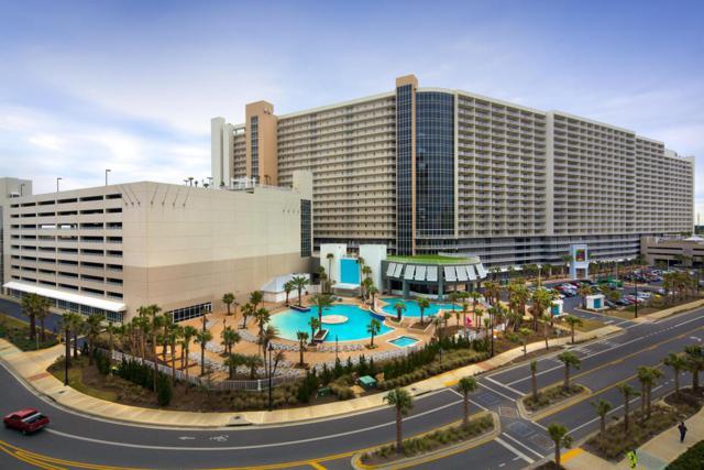 9860 S Thomas Drive Unit 524, Panama City Beach, FL 32408 (MLS #778373) :: Somers & Company