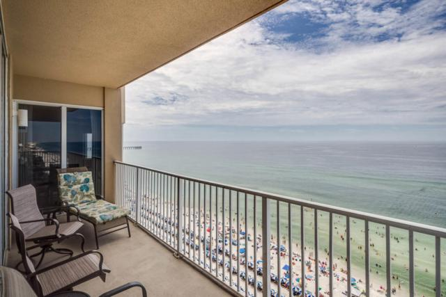 16819 Front Beach Road Unit 1201, Panama City Beach, FL 32413 (MLS #778379) :: Classic Luxury Real Estate, LLC