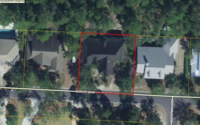 271 Botany Boulevard, Santa Rosa Beach, FL 32459 (MLS #778480) :: Classic Luxury Real Estate, LLC