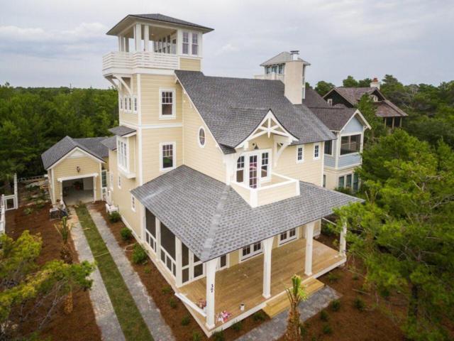 37 Creek Bridge Way, Watersound, FL 32461 (MLS #778541) :: Scenic Sotheby's International Realty