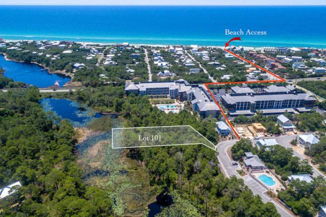 LOT 101 Cabana Trail, Santa Rosa Beach, FL 32459 (MLS #778542) :: Keller Williams Emerald Coast
