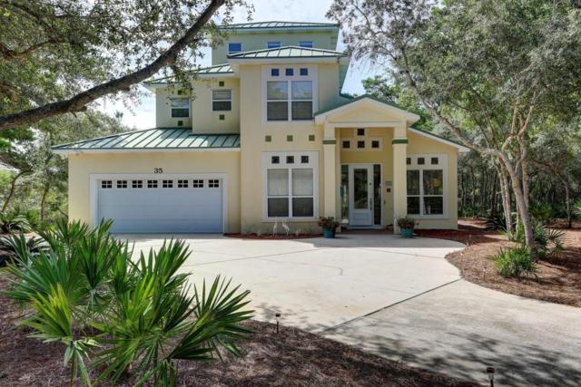 35 Blue Lake Road, Santa Rosa Beach, FL 32459 (MLS #778696) :: RE/MAX By The Sea