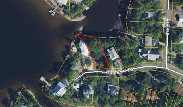 Lot 25 Shannon Drive, Santa Rosa Beach, FL 32459 (MLS #779144) :: Somers & Company