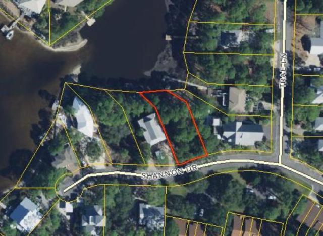 Lot 23 Shannon Drive, Santa Rosa Beach, FL 32459 (MLS #779145) :: Luxury Properties on 30A