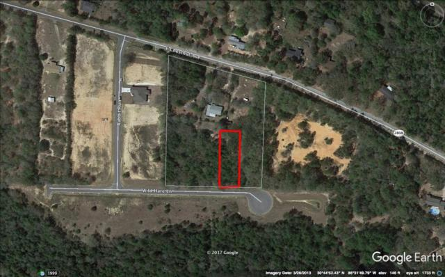 XXX Lot 3 Wild Hare Lane, Crestview, FL 32539 (MLS #779284) :: Scenic Sotheby's International Realty