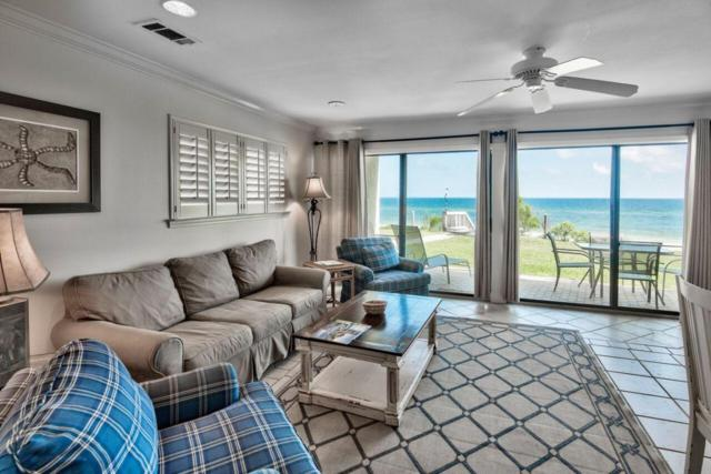214 Blue Mountain #111, Santa Rosa Beach, FL 32459 (MLS #779299) :: RE/MAX By The Sea