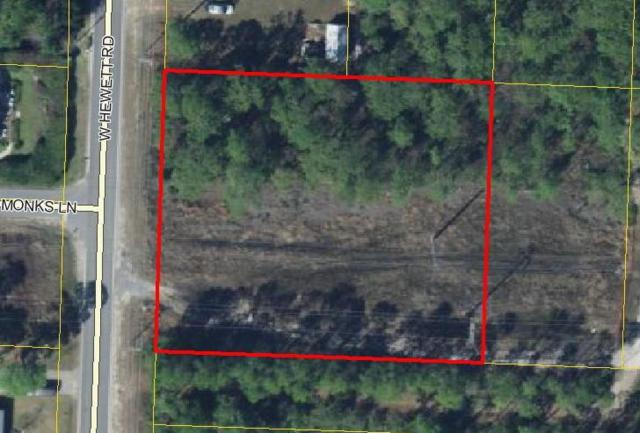Lot 21 W Hewett Road, Santa Rosa Beach, FL 32459 (MLS #779505) :: ResortQuest Real Estate