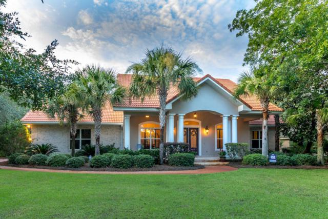 12 Caribea Circle, Santa Rosa Beach, FL 32459 (MLS #779829) :: ResortQuest Real Estate