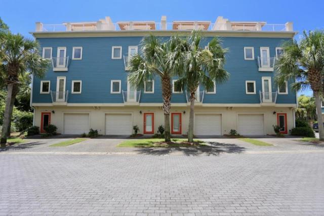 44 Coastal Grove Way Unit 8, Santa Rosa Beach, FL 32459 (MLS #779833) :: ResortQuest Real Estate