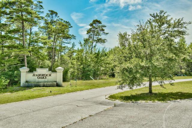 26 Lots Hammock Oaks, Freeport, FL 32439 (MLS #779930) :: Hammock Bay
