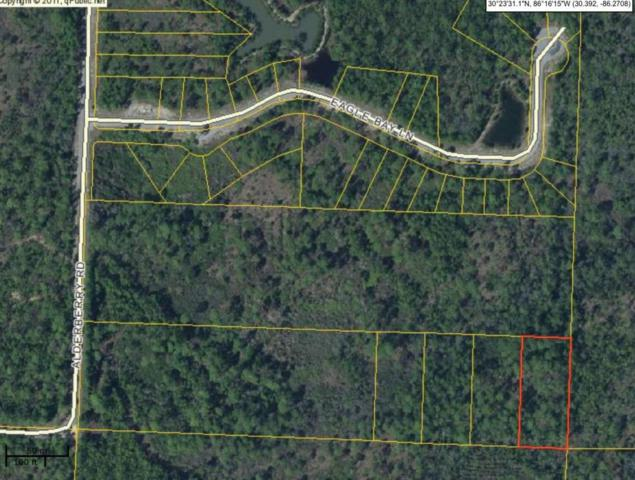 1 Acre Off Alderberry Road, Santa Rosa Beach, FL 32459 (MLS #779986) :: The Premier Property Group