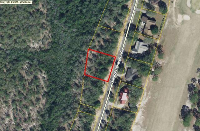 Lot 8 Country Club Drive, Defuniak Springs, FL 32435 (MLS #780141) :: Classic Luxury Real Estate, LLC