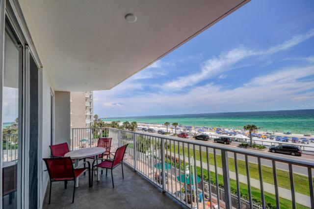 1200 Scenic Gulf Drive B302, Destin, FL 32550 (MLS #780166) :: Coast Properties