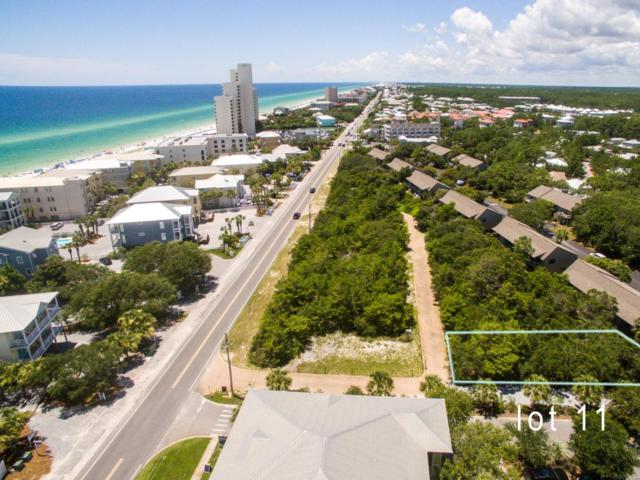 Lot 11 Cote D'azur Drive, Santa Rosa Beach, FL 32459 (MLS #780232) :: Homes on 30a, LLC