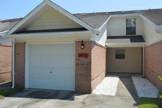 368 Schneider Drive Unit 13, Fort Walton Beach, FL 32547 (MLS #781334) :: RE/MAX By The Sea