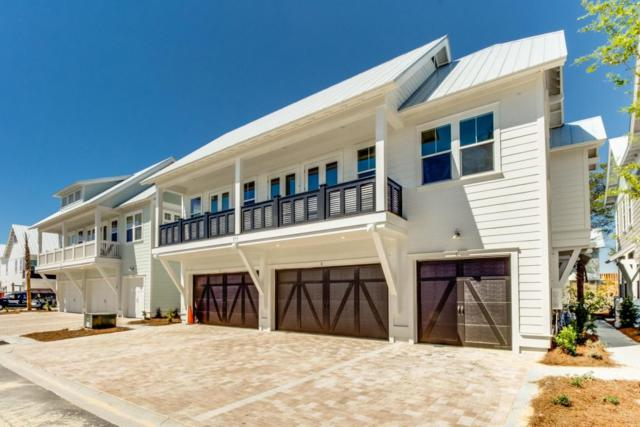 51 E Dune Comet Lane Unit C, Inlet Beach, FL 32461 (MLS #781341) :: RE/MAX By The Sea
