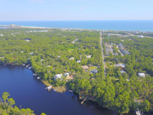 854 N Walton Lakeshore Drive, Inlet Beach, FL 32461 (MLS #781366) :: RE/MAX By The Sea