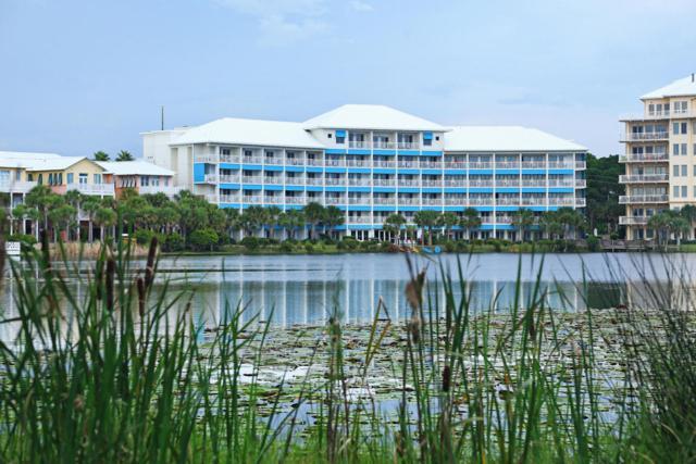 114 Carillon Market Street Unit 301, Panama City Beach, FL 32413 (MLS #781376) :: RE/MAX By The Sea