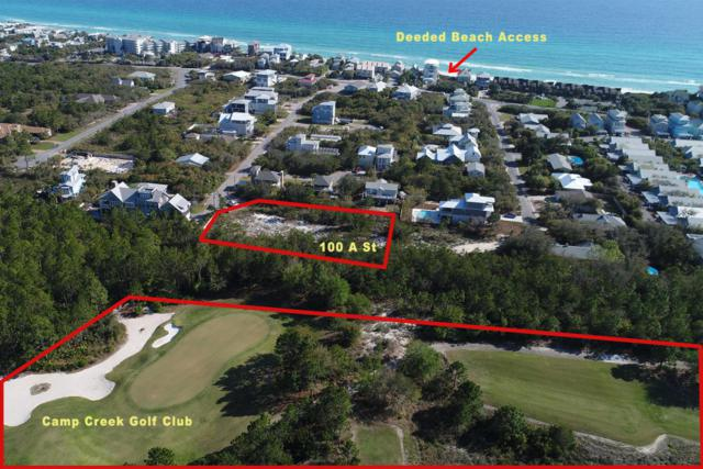 100 A Street, Seacrest, FL 32461 (MLS #781421) :: RE/MAX By The Sea