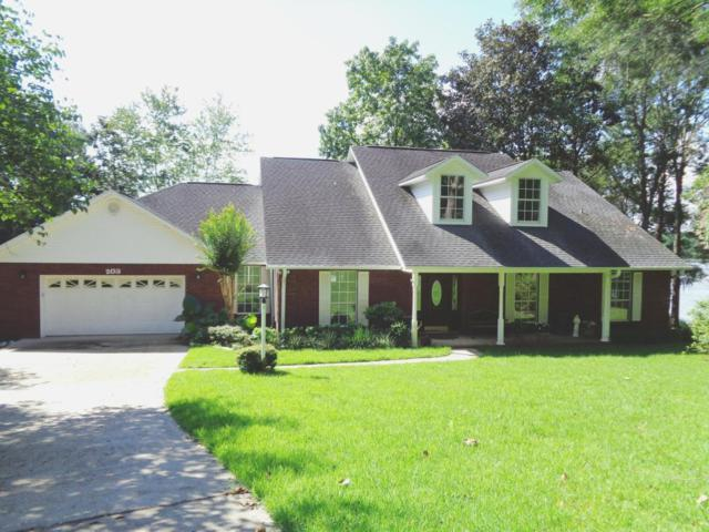 203 Holley Circle, Defuniak Springs, FL 32433 (MLS #781454) :: RE/MAX By The Sea