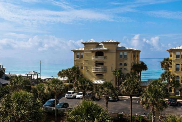 45 Town Center Loop Unit 4-13, Santa Rosa Beach, FL 32459 (MLS #781479) :: RE/MAX By The Sea