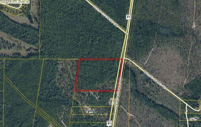 21.14 Acre State Highway 81, Ponce De Leon, FL 32455 (MLS #781485) :: RE/MAX By The Sea