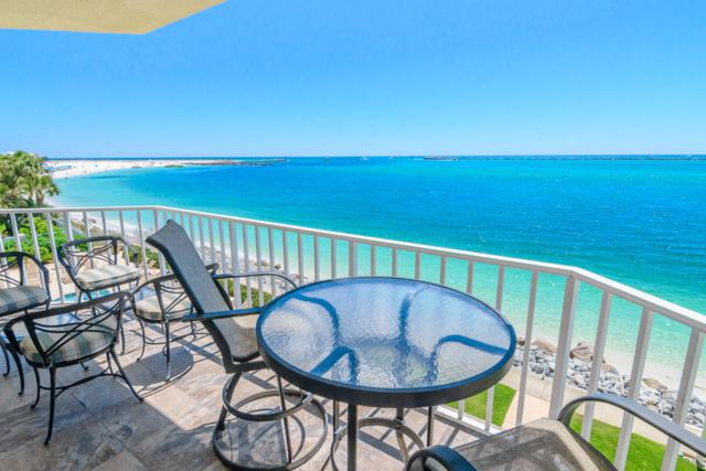 240 Gulf Shore Drive Unit # 332, Destin, FL 32541 (MLS #781487) :: RE/MAX By The Sea