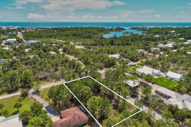Lot 36 E Blue Coral Drive, Santa Rosa Beach, FL 32459 (MLS #781585) :: Scenic Sotheby's International Realty
