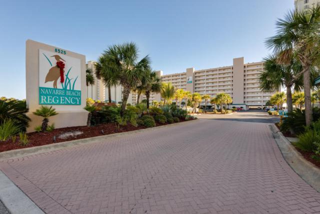 8525 Gulf Boulevard Apt 104, Navarre, FL 32566 (MLS #781684) :: Classic Luxury Real Estate, LLC
