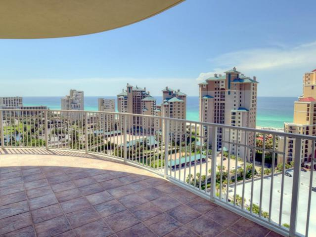 1 Beach Club Drive Unit 1801, Miramar Beach, FL 32550 (MLS #781888) :: Coast Properties