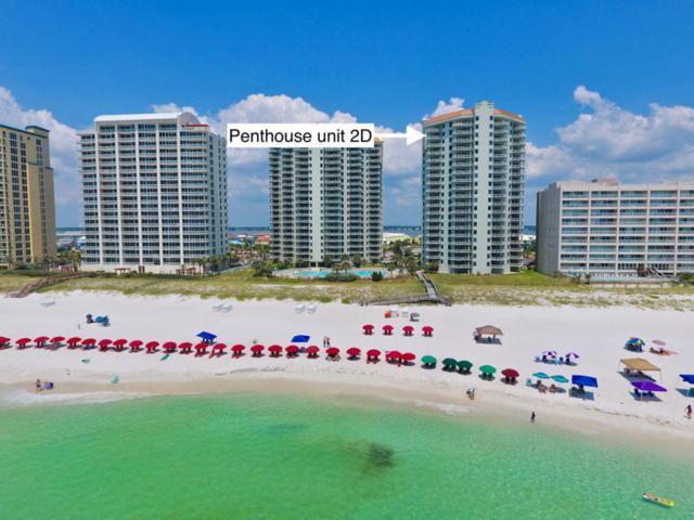 8515 Gulf Boulevard E - Ph2d, Navarre, FL 32566 (MLS #781923) :: Classic Luxury Real Estate, LLC