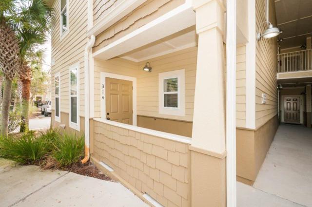11 S Wild Flower Drive Unit 314, Santa Rosa Beach, FL 32459 (MLS #781957) :: Coast Properties