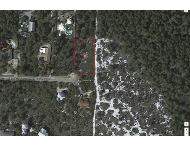 Lot 42 E Blue Coral Drive, Santa Rosa Beach, FL 32459 (MLS #782054) :: Somers & Company