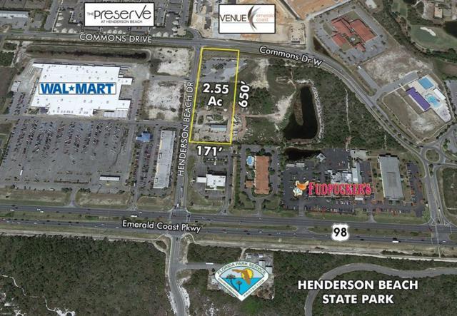 1 Henderson Beach Road, Destin, FL 32541 (MLS #782064) :: Somers & Company