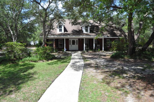 8321 Resota Beach Road, Panama City, FL 32409 (MLS #782280) :: Homes on 30a, LLC