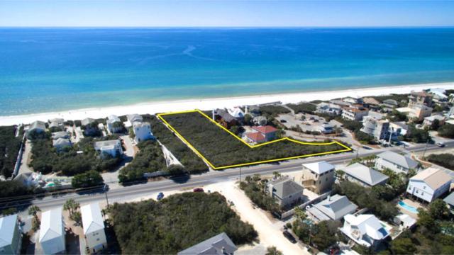 0 Tbd, Santa Rosa Beach, FL 32459 (MLS #782438) :: Luxury Properties on 30A