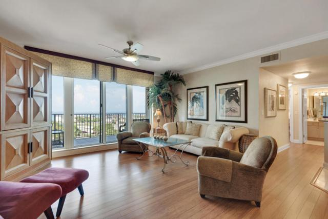 1 Beach Club Drive Unit 702, Miramar Beach, FL 32550 (MLS #782573) :: Classic Luxury Real Estate, LLC