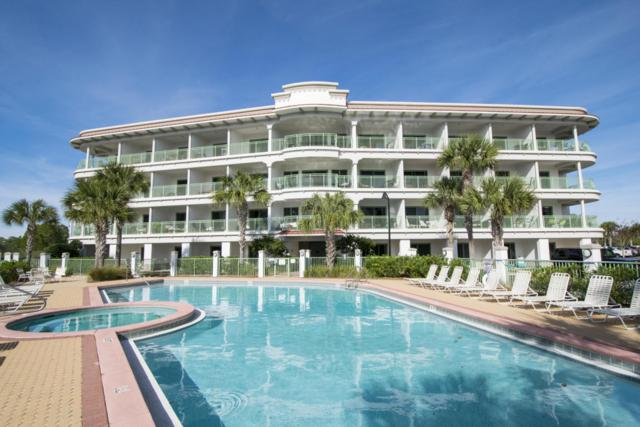 9955 E Co Highway 30-A Unit 108, Inlet Beach, FL 32461 (MLS #782670) :: The Premier Property Group