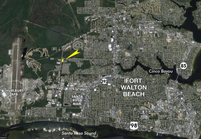 2.41 Acres Martin Luther King Jr. Boulevard, Fort Walton Beach, FL 32547 (MLS #782677) :: Somers & Company