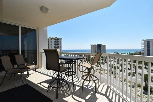 15100 Emerald Coast Parkway Unit 806, Destin, FL 32541 (MLS #783040) :: ENGEL & VÖLKERS
