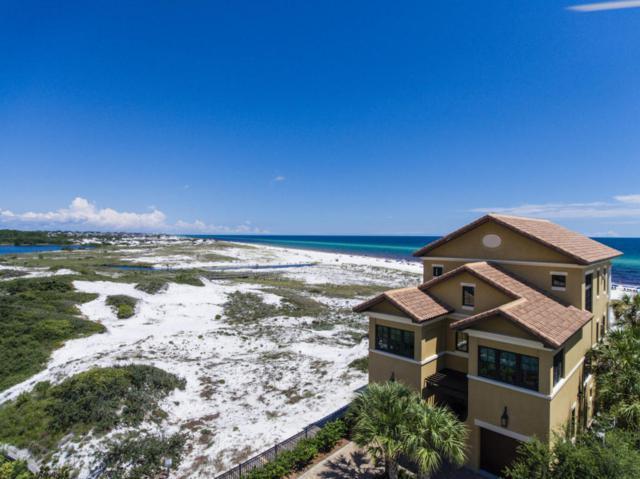 60 Deer Lake Beach Dr, Santa Rosa Beach, FL 32459 (MLS #783191) :: Luxury Properties on 30A