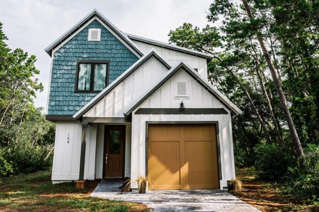104 Pine Cone Trail, Inlet Beach, FL 32461 (MLS #783218) :: Somers & Company