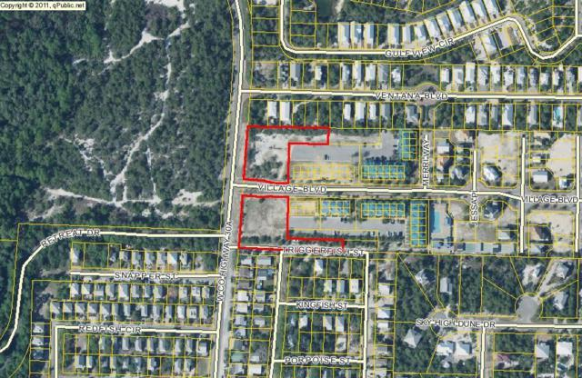 TBD 30A, Santa Rosa Beach, FL 32459 (MLS #783313) :: Coast Properties