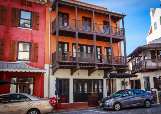 72 Main Street Unit 1A + 2A, Rosemary Beach, FL 32461 (MLS #783331) :: RE/MAX By The Sea