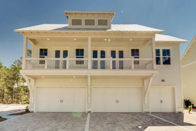 62 E Dune Comet Lane Unit C, Inlet Beach, FL 32461 (MLS #783517) :: The Premier Property Group