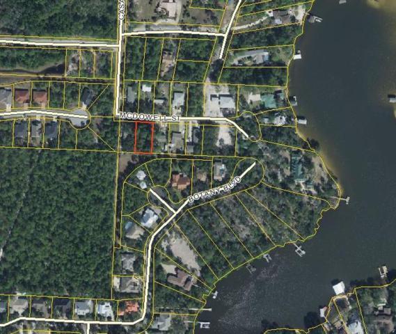 XX Mcdowell Street, Santa Rosa Beach, FL 32459 (MLS #783550) :: Luxury Properties on 30A