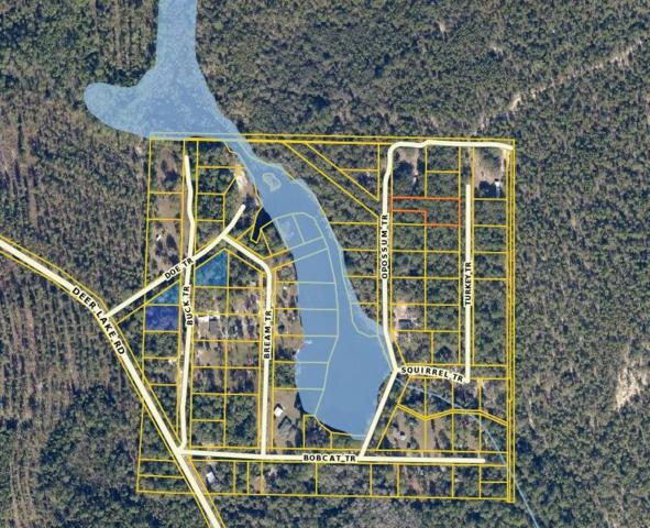 XX Opossum Trail, Milton, FL 32583 (MLS #783554) :: Coast Properties