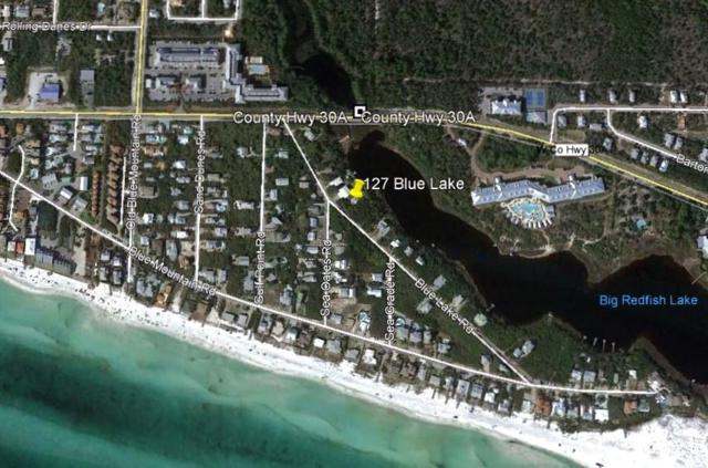 127 Blue Lake Road, Santa Rosa Beach, FL 32459 (MLS #783582) :: Somers & Company